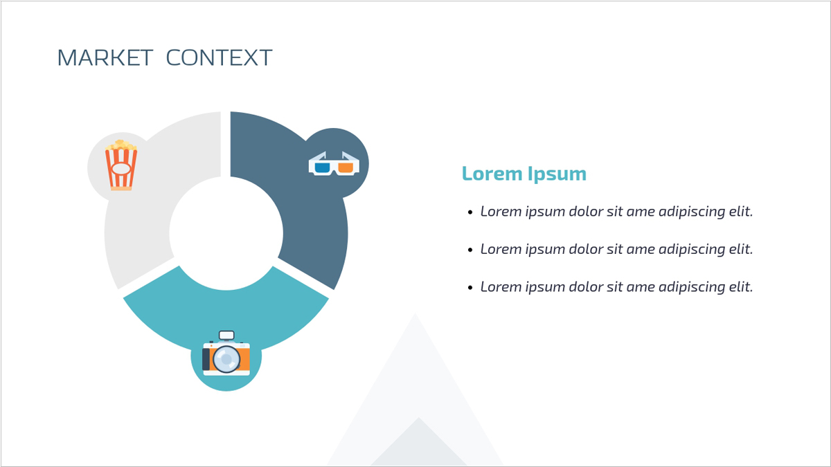 Press-Release-Presentation-Template-Market-Context presentation theme