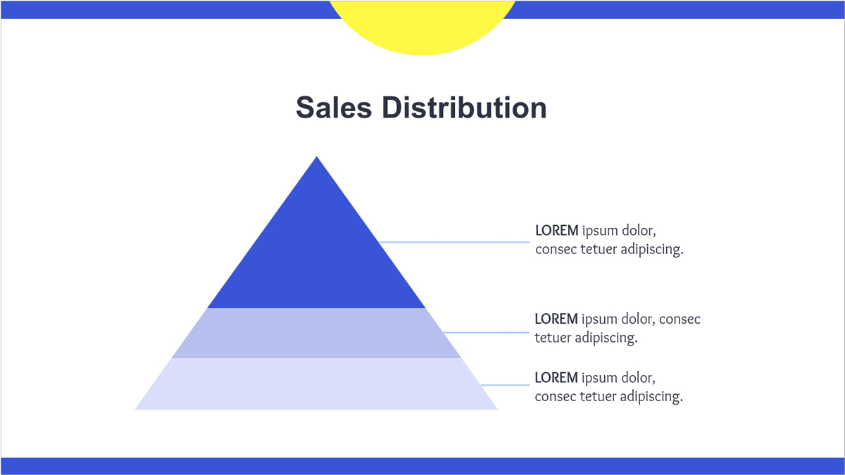 Sales-Report-Presentation-Template-Sales-Distribution presentation theme