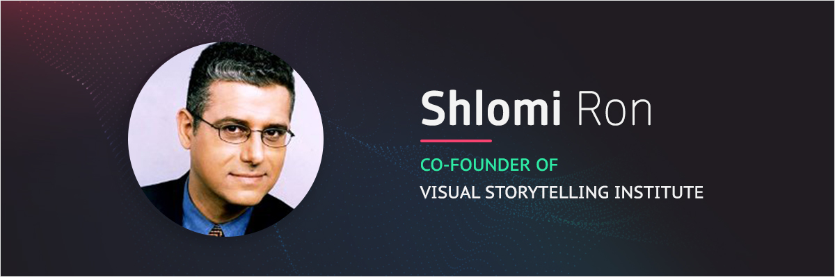 The Future of Visual Storytelling-Shlomi-Ron-Co-Founder-of-Visual-Storytelling-Institute