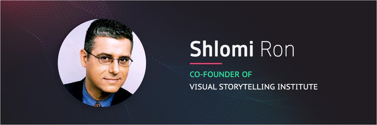 The Future of Visual Storytelling-Shlomi-Ron-Co-Founder-of-Visual-Storytelling-Institute