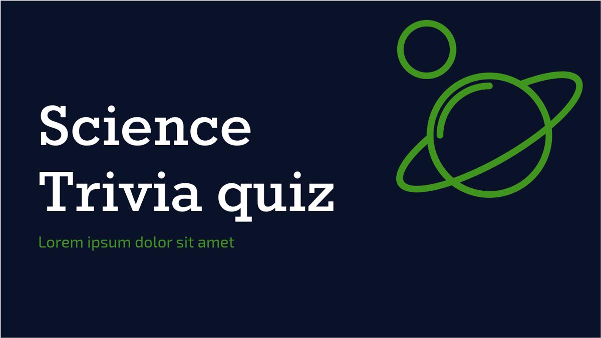 Trivia-Quiz-Presentation-Template presentation theme