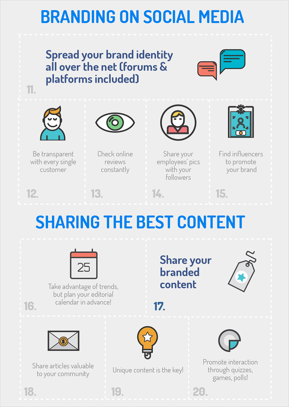 31 Social Media Posting Best Practices Infographics Infographic Examples