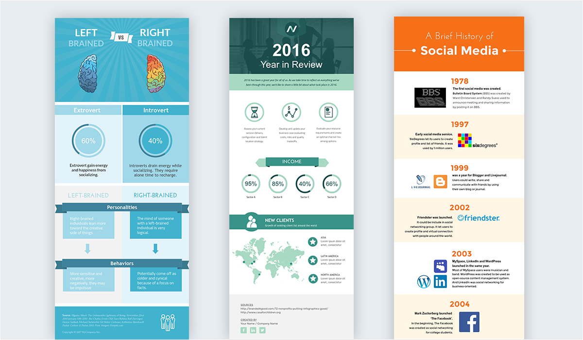 How-to-Create-an-infographic-in-less-than-one-minute-with-Content-blocks-examples quick infographic maker