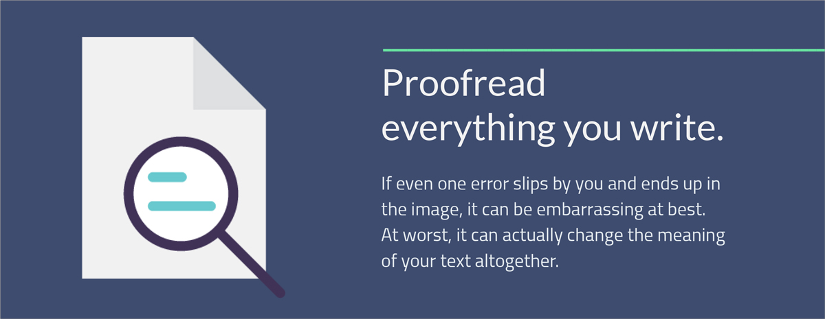 7-Steps-to-Writing-Compelling-Infographic-Proofread-everything-you-write how to write an infographic
