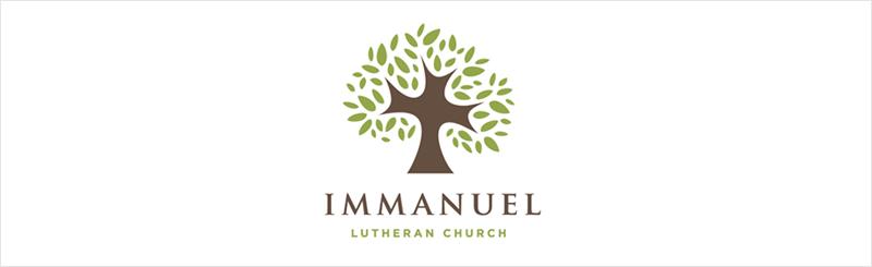 creative logo designs to inspire you logo samples immanuel logo