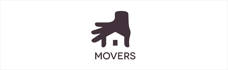 creative logo designs to inspire you logo samples movers