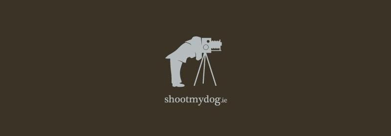 creative logo designs to inspire you logo samples shoot my dog