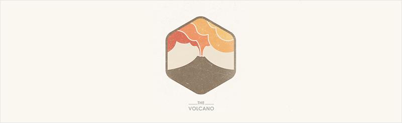 40-Creative-Logo-Designs-to-Inspire-You-The-Volcano