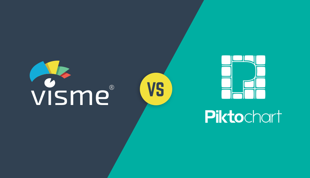 Visme vs. Piktochart  Which One is Right for You   Infographic ... 3574489bced99