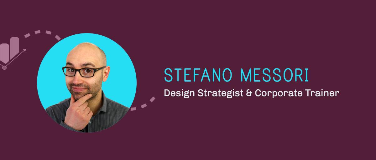 stefano messori design strategist and corporate trainer