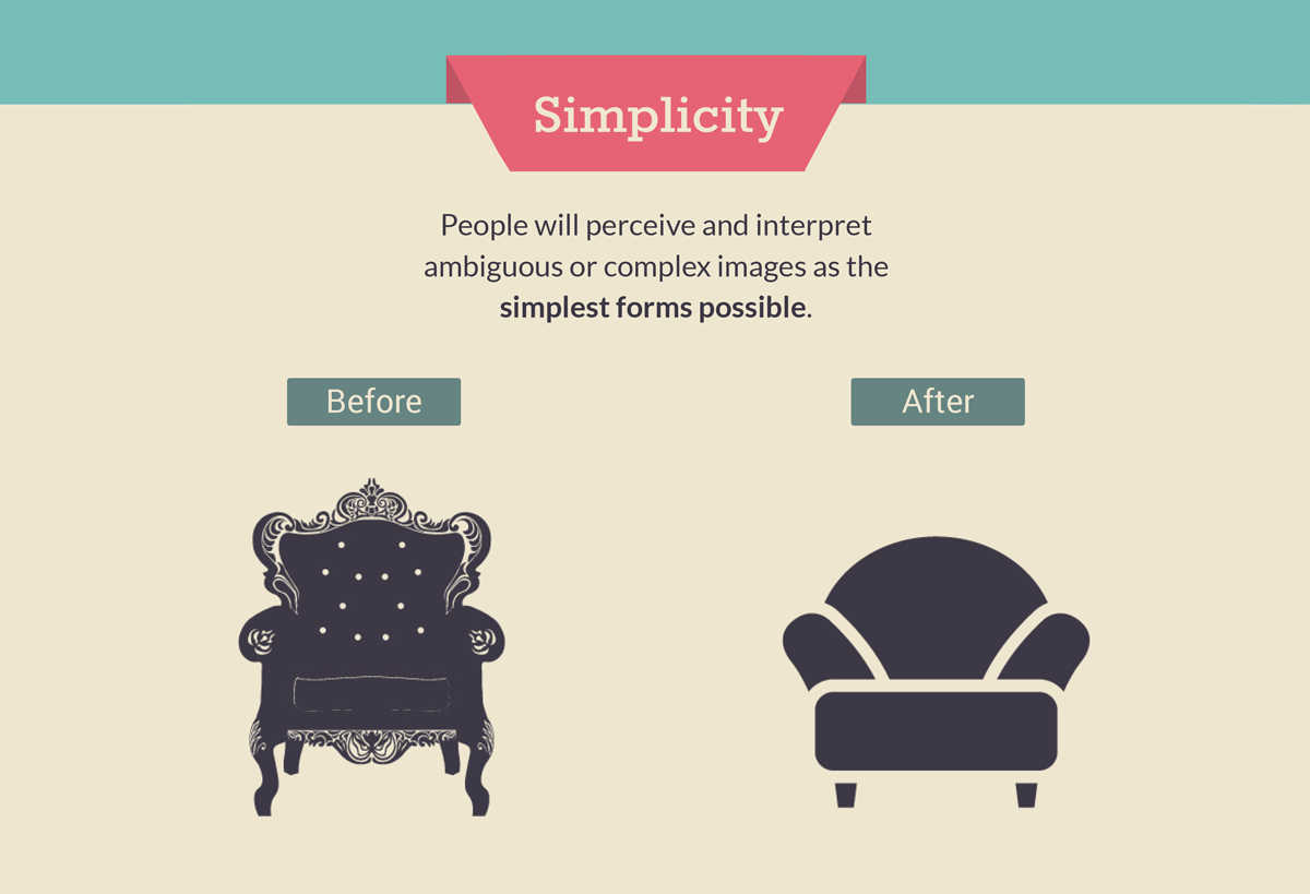 Gestalt-Law-of-Simplicity gestalt design principles
