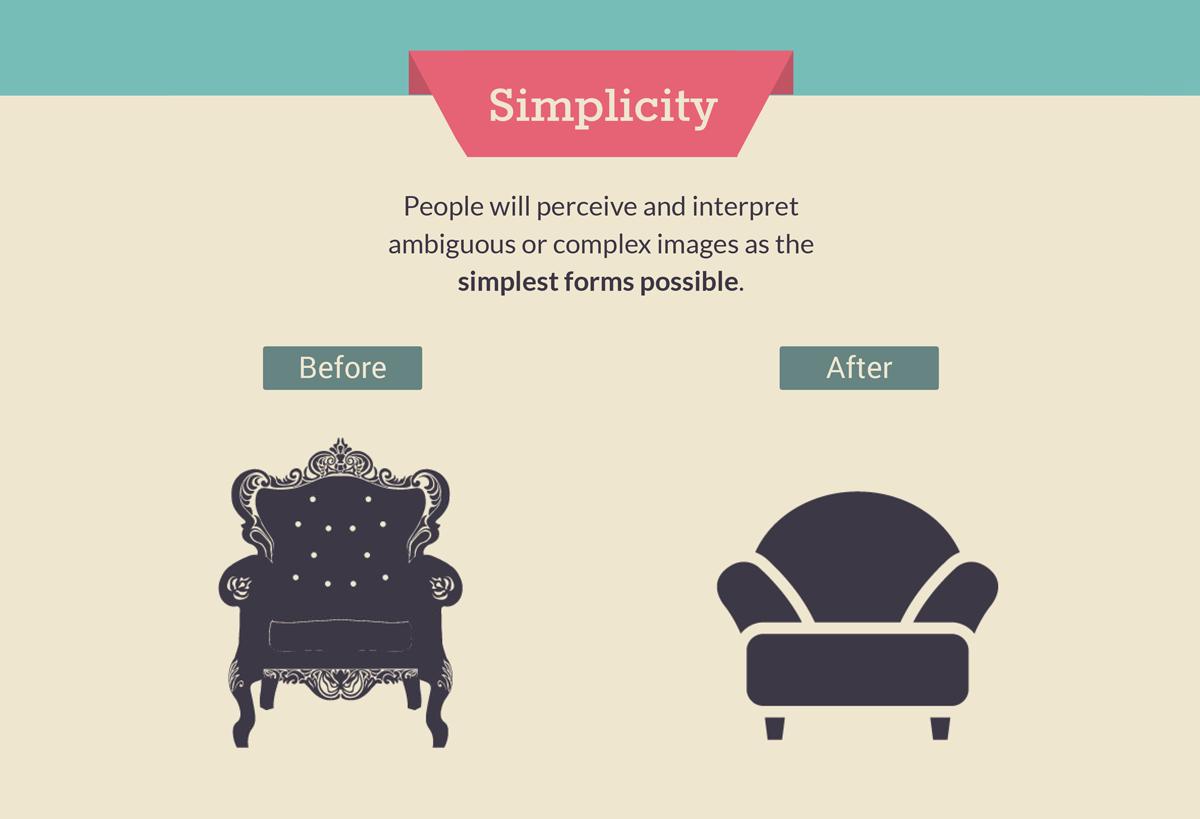 Gestalt-Law-of-Simplicity gestalt design principles