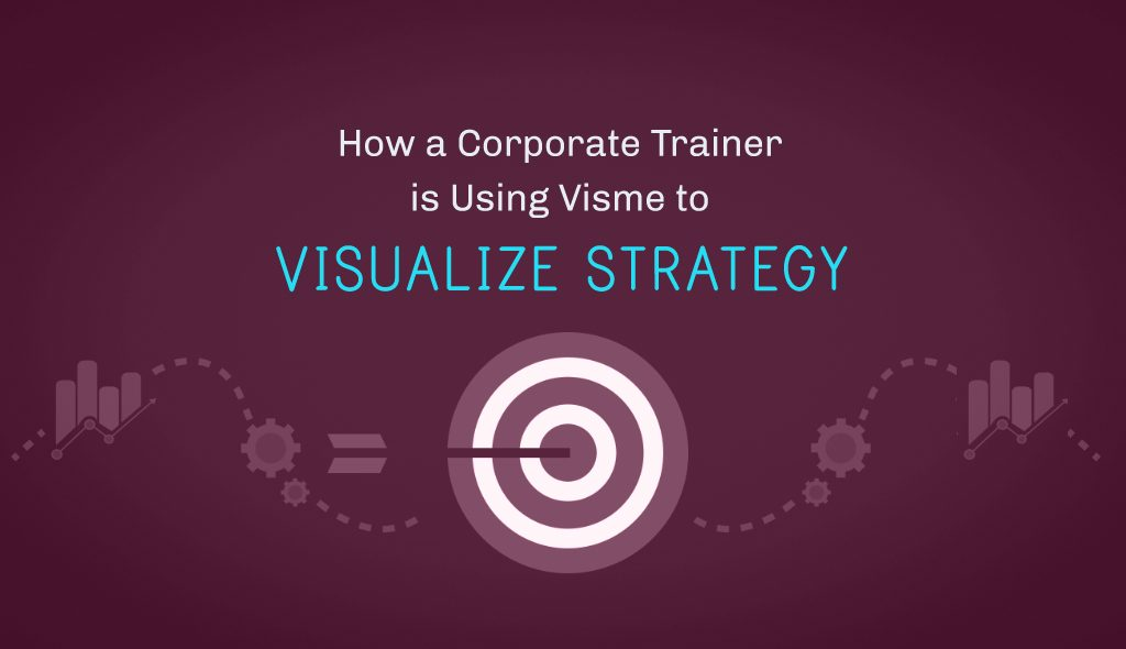 How a Design Strategist is Using Visme to Visualize Strategy