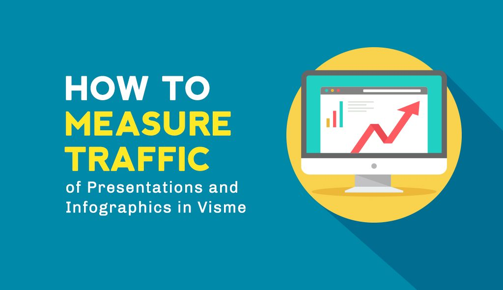 How to Measure Traffic of Presentations and Infographics in Visme