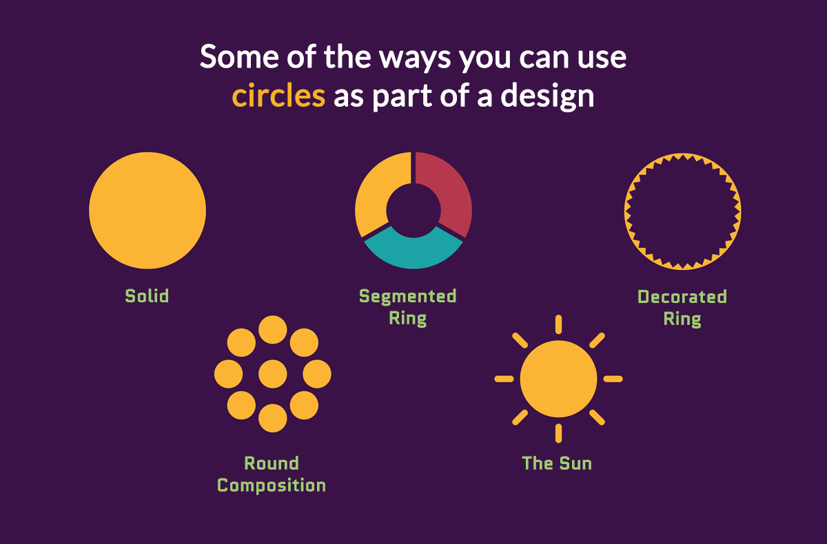How-to-Creatively-Use-Shapes to-Make-Your-Designs-Stand-Out-geometric meanings some of the ways you can use circles as part of a design