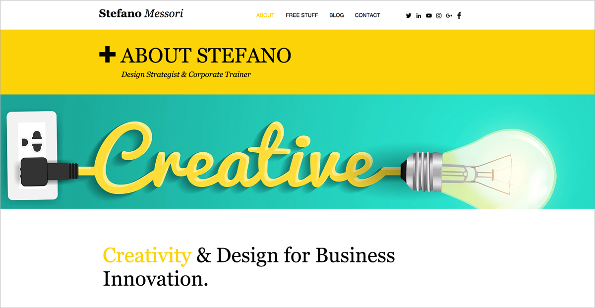 stefanomessori-website