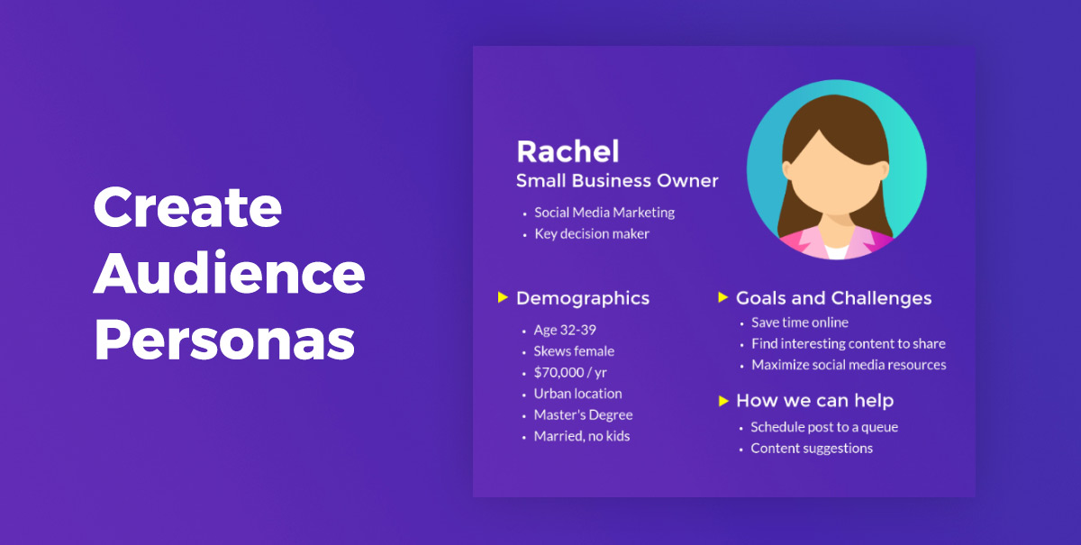 create audience personas presentation design A Non-Designer's Guide to Creating Visually Captivating Presentations