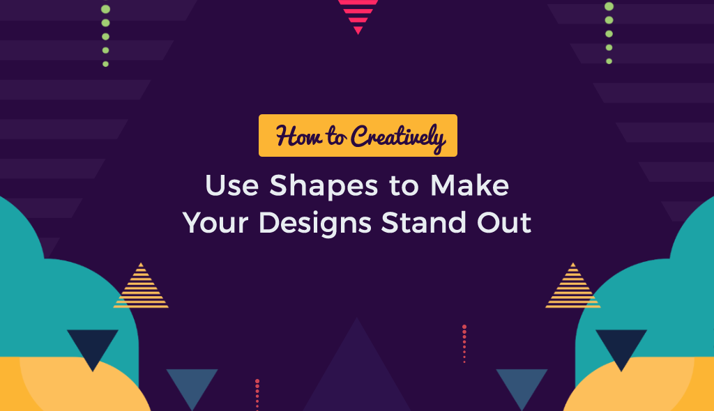 geometric meanings how to creatively use shapes to make your designs stand out