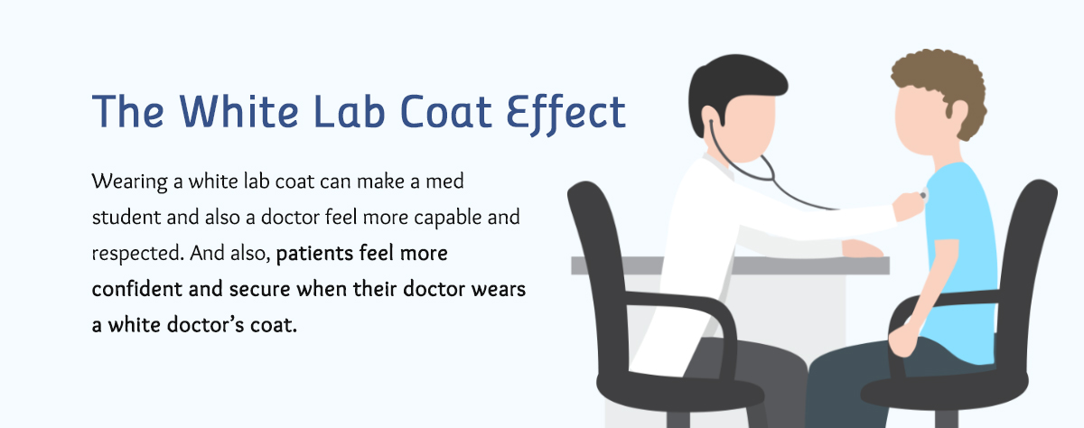 the white lab coat effect color meanings Real-life Examples of How Color Affects Our Perceptions of Reality