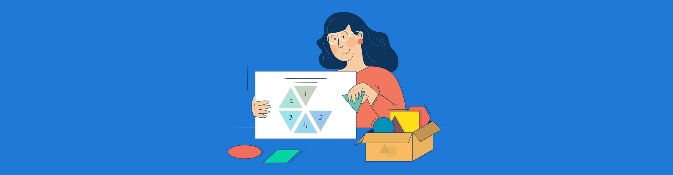 The Meaning of Shapes and How to Use Them Creatively in Your Designs