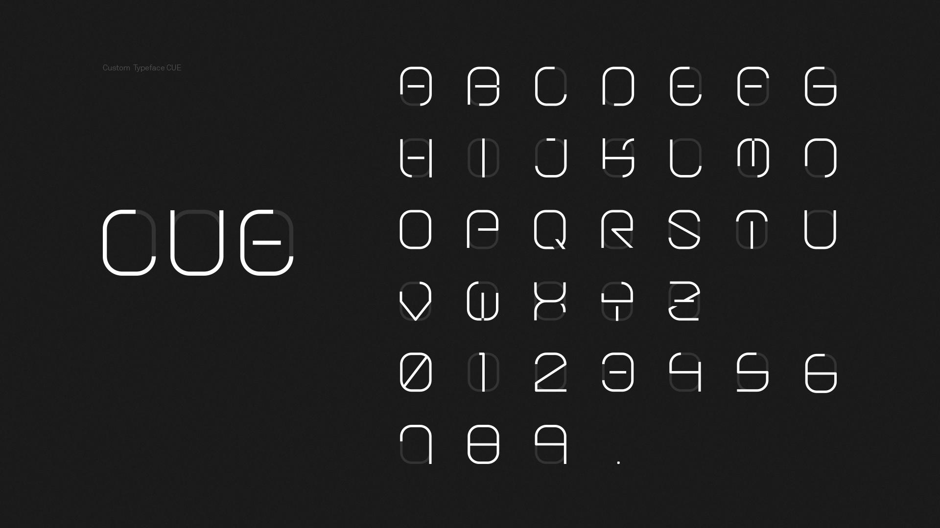 Más de 10 ejemplos de diseño minimalista para inspirar tus propias creaciones tipografía personalizada