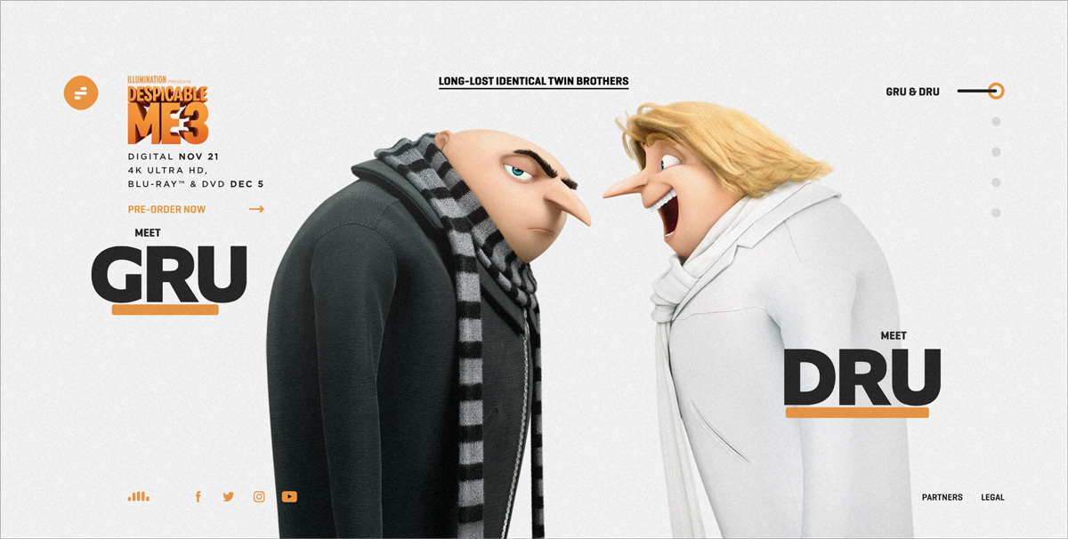 10+-Examples-of-Minimalist-Design-to-Inspire-Your-Own-Creations-Examples-of-Minimalist-Websites-Despicable-Me-3