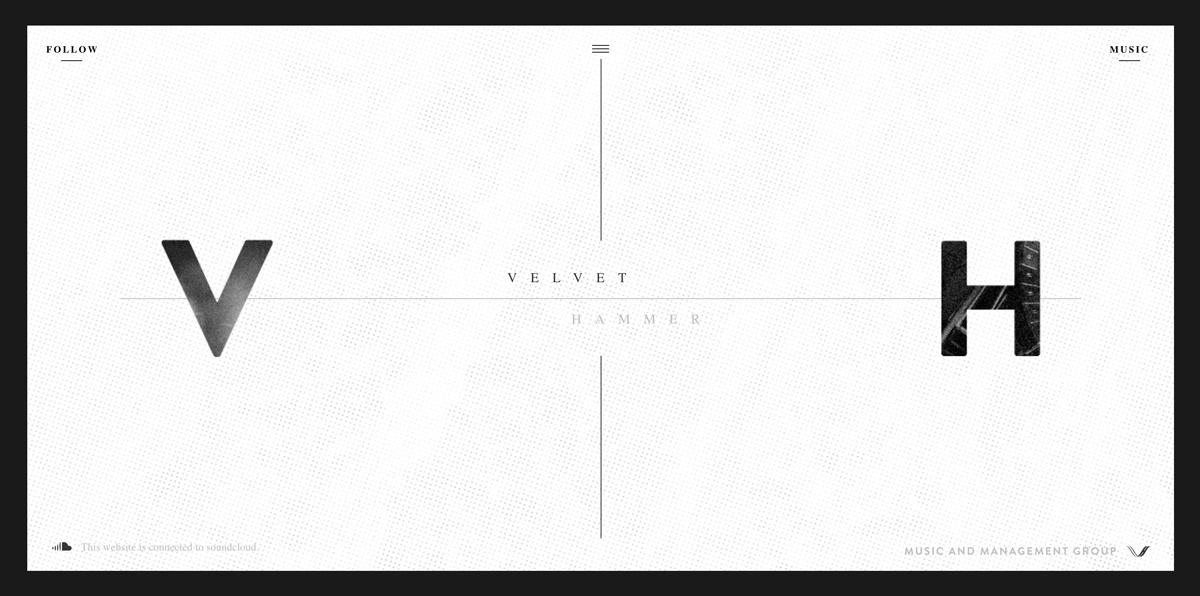 10 + -Ejemplos-de-diseño-minimalista-para-inspirar-sus-propias-creaciones-ejemplos-de-sitios-minimalistas-Velvet-Hammer