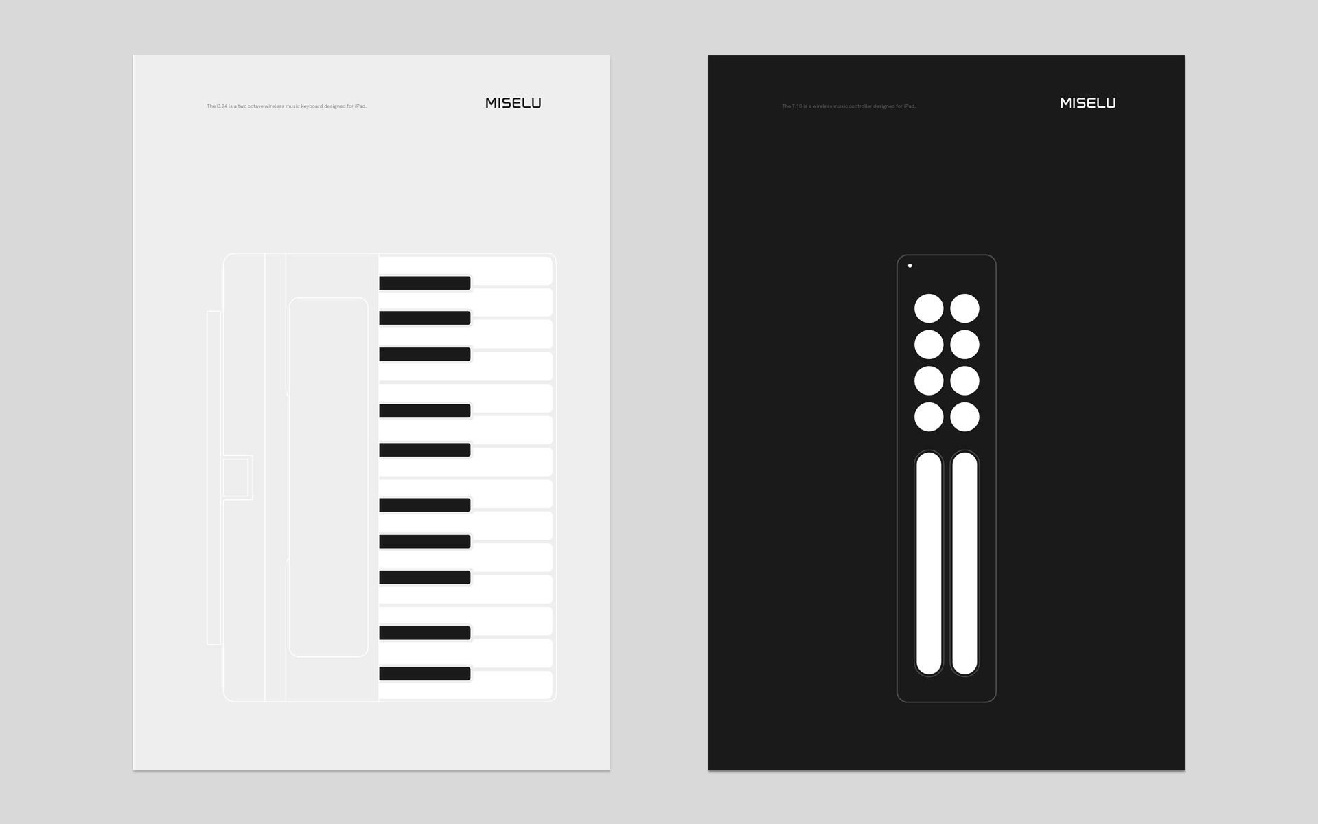 10 + -Ejemplos-de-diseño-mínimo-para-inspirar-sus-propias-creaciones-carteles