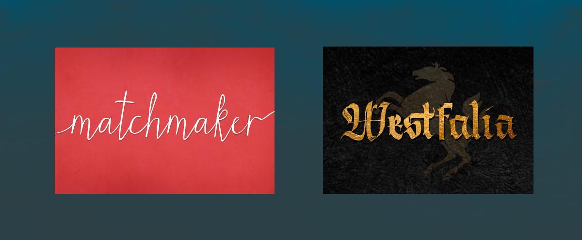 gender neutral typography feminine masculine gender neutral design