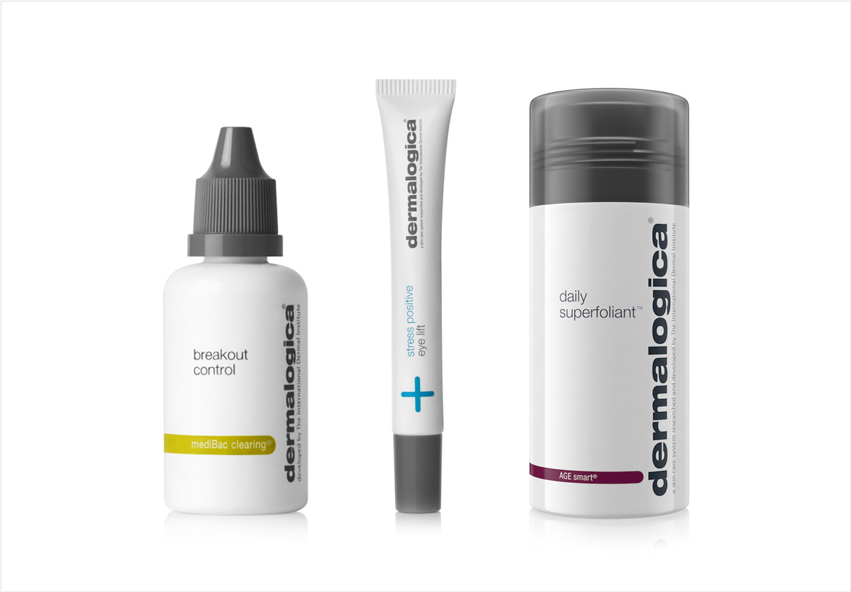 dermalogica feminine masculine gender neutral design