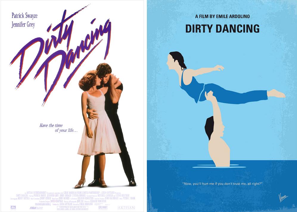 MINIMALIST-MOVIE-POSTERS-Chungkon-Dirty-Dancing