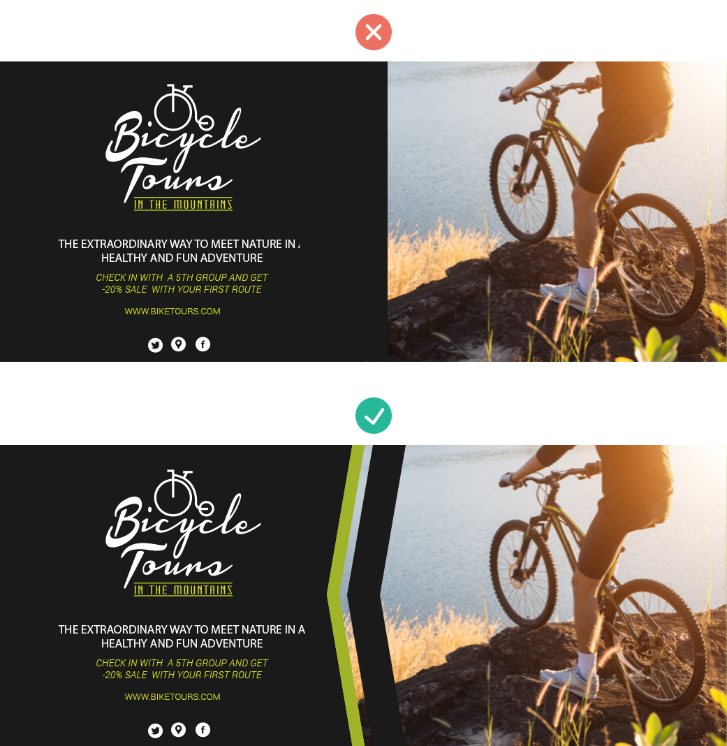 how to add text to images quick tips for creating social media graphics provide direction