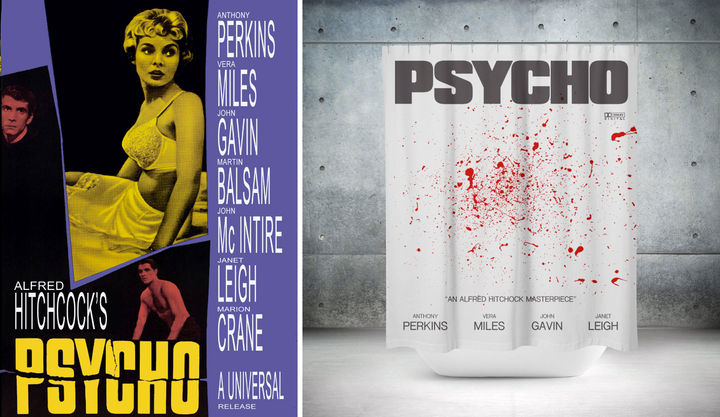 Redesigned-Movie-Posters-to-Inspire-your-Creativity-Psycho