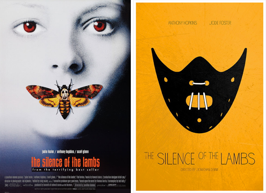 45 Minimalist Movie Posters To Inspire Your Creativity Visual Learning Center By Visme