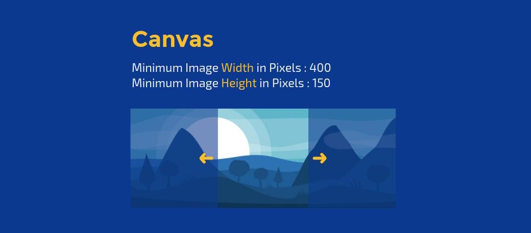 facebook canvas ad specifications