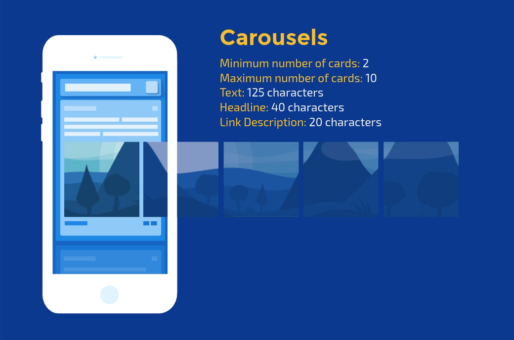 facebook carousels ad specifications