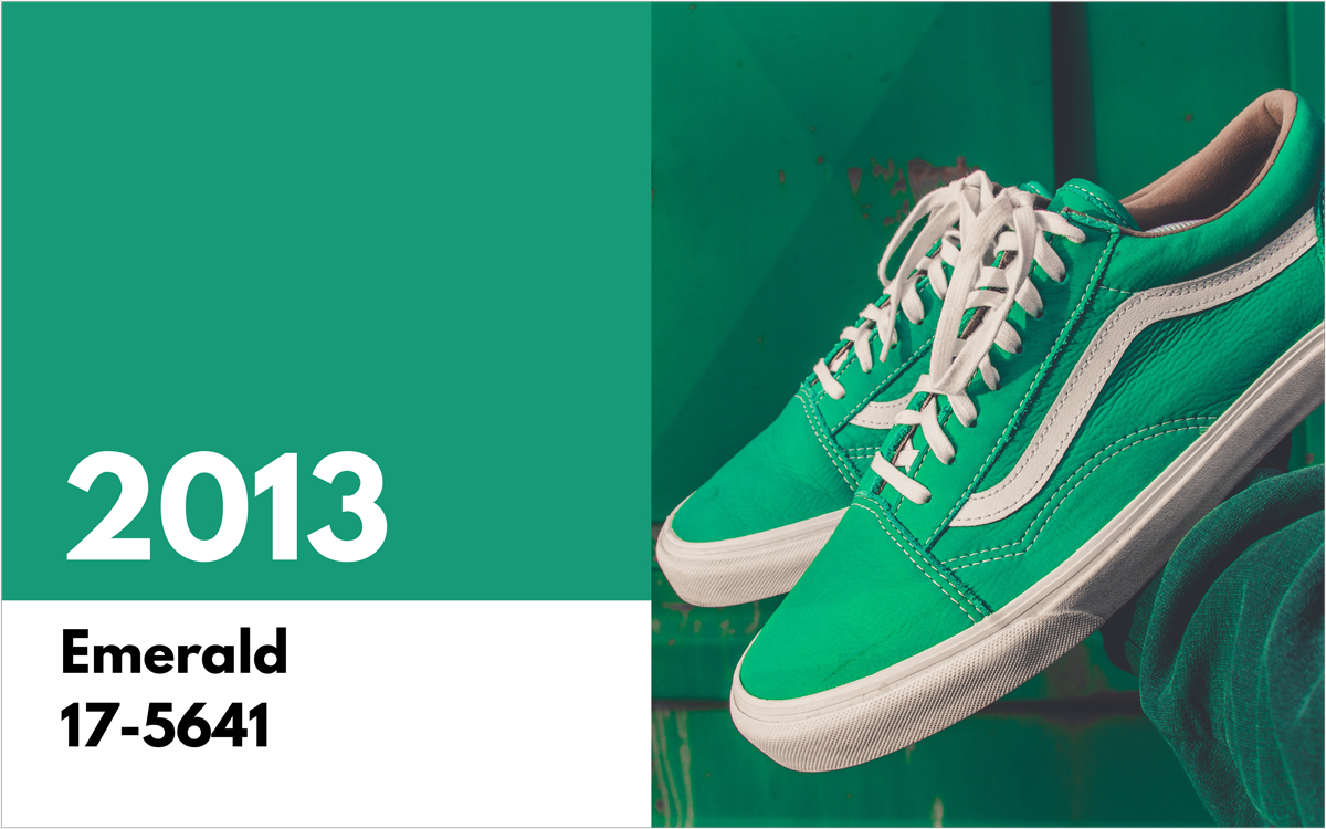 pantone color of the year 2013 emerald