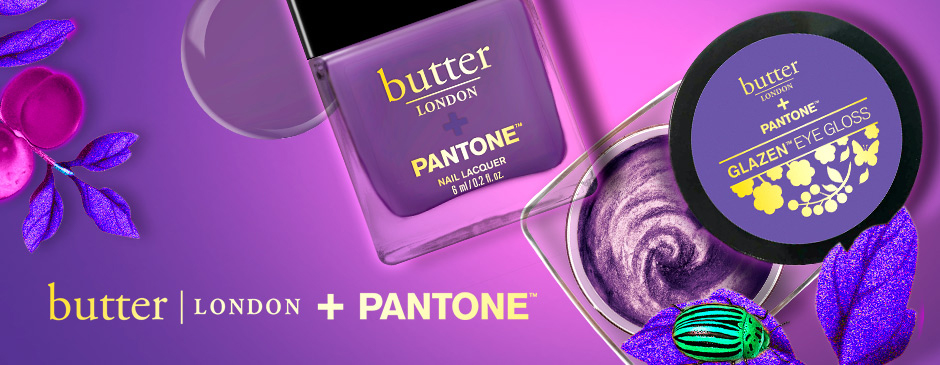 butter london pantone color of the year 2018