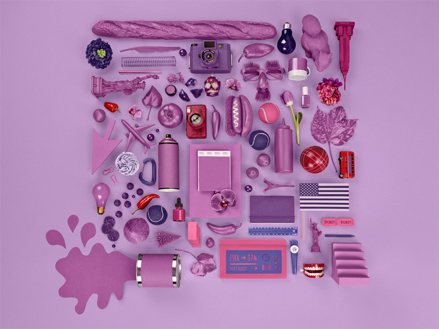 pantone color of the year orchid 2014