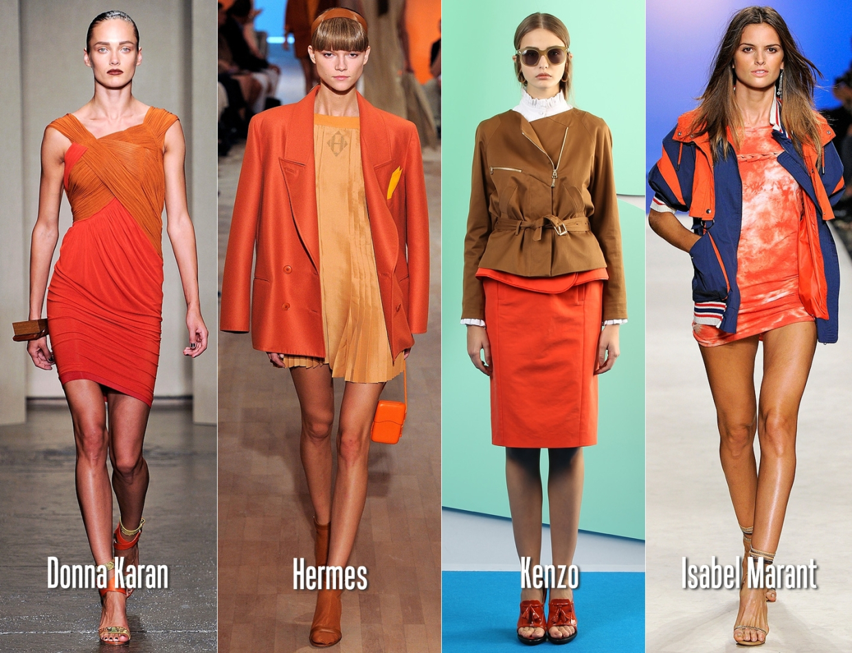pantone color of the year 2012 tangerine tango