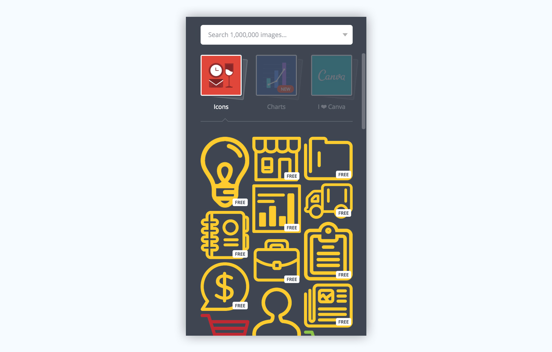 canva presentation software presentation tool graphic assets