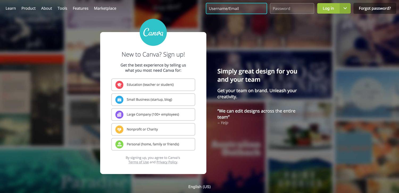 canva presentation software presentation tool