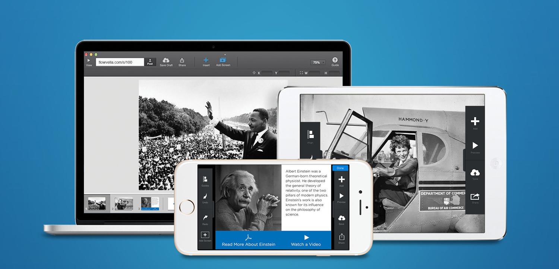 flowvella presentation software presentation tool mobile devices