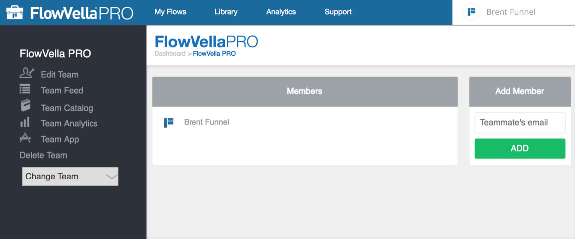 flowvella presentation software presentation tool collaboration tools