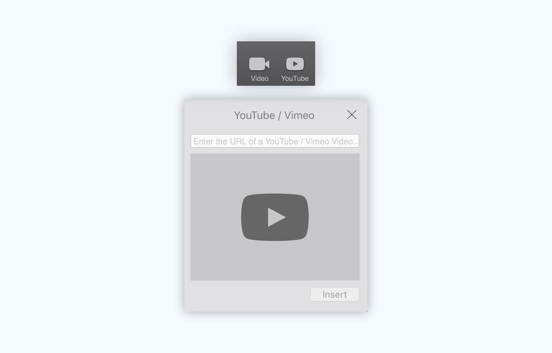 flowvella presentation software presentation tool embed video