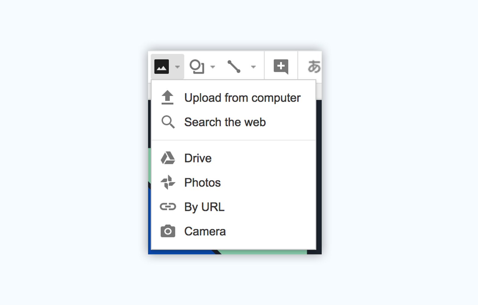 google slides presentation software presentation tool upload images