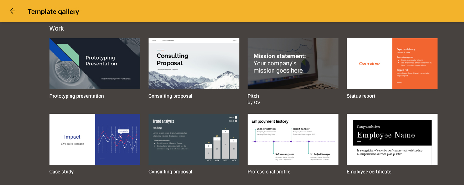 google slides presentation software presentation tool templates