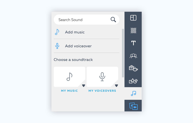 powtoon show presentation software presentation tool add voiceover