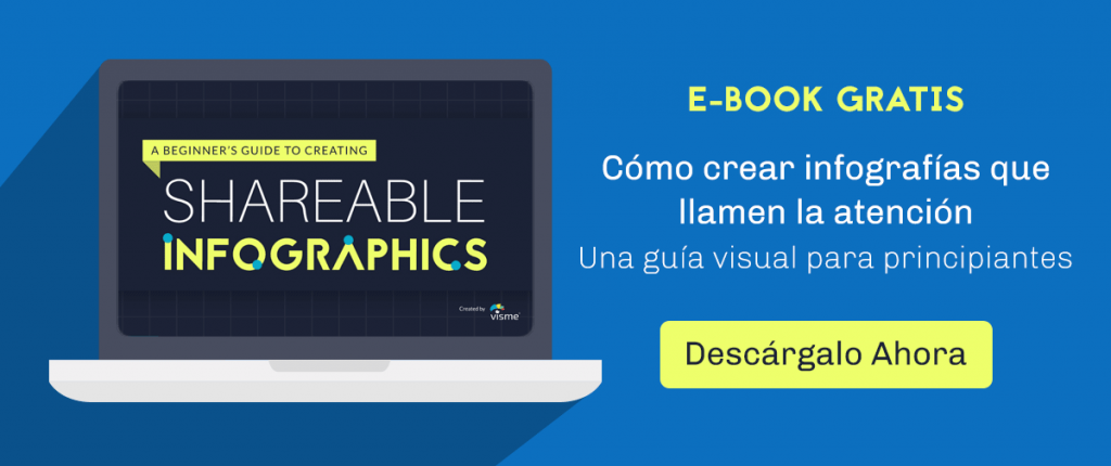 how to make an infographic ebook download CTA