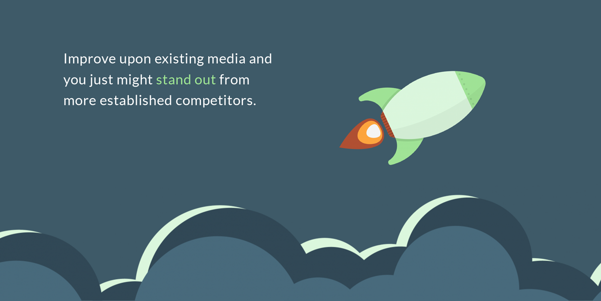 guestographics infographic marketing 10 small things that can make a big difference improve upon existing media